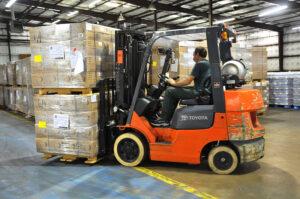 procesy logistyczne